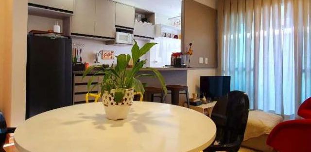 Acqua verano - mobiliado, decorado, 3 quartos, andar alto