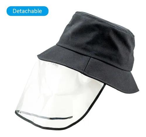 Anti-gotículas chapéu máscara facial capa de proteção