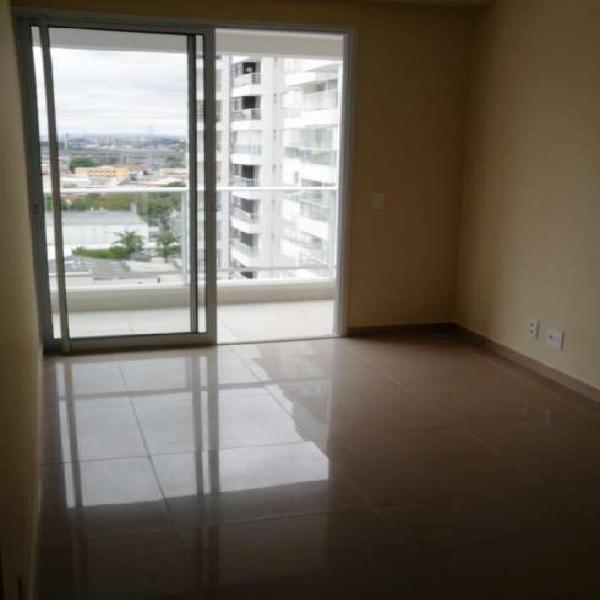 Apartamento a venda, 55m² 2 quartos 1 vaga, andar alto em