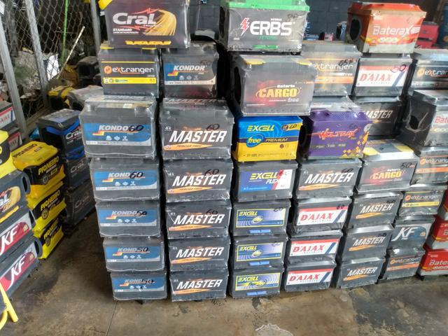 Bateria mega promoção de vendas confiram