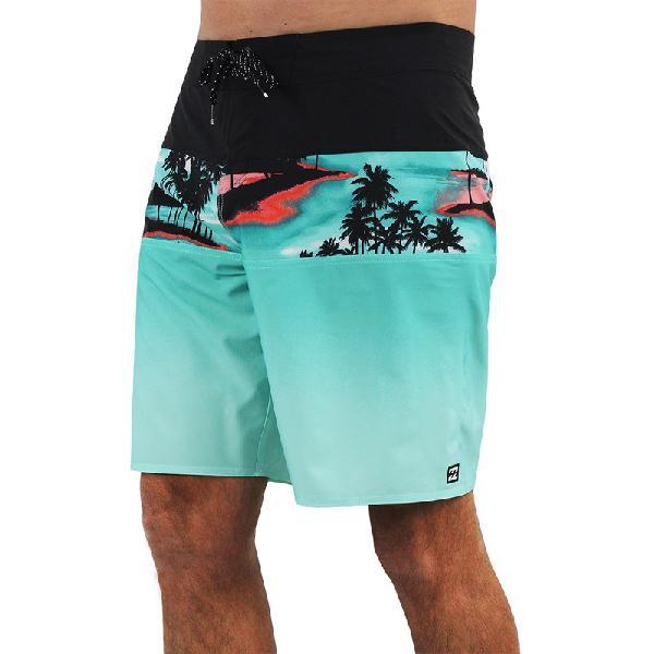 Bermuda billabong tribong pro aqua - surf alive