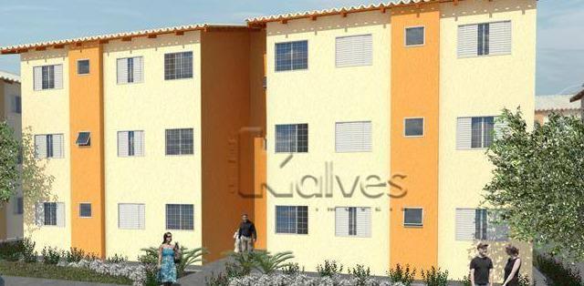 Campo grande - apartamento padrão - jardim centenário