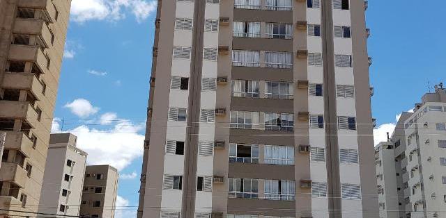 Campo grande - apartamento padrão - vila rica