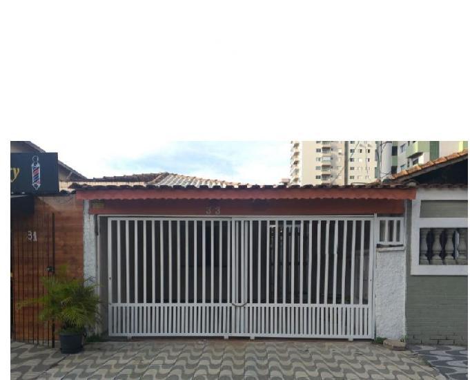 Casa 2 dormitórios para locação na vila tupi, ref: ngf134