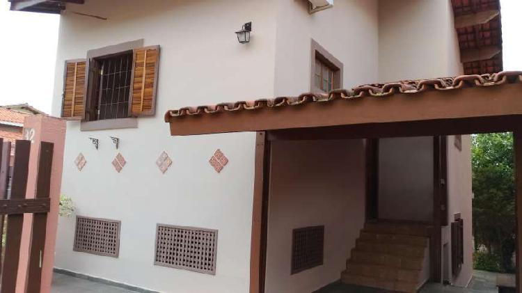Casa de 170 metros quadrados no bairro jardim paulista com 3