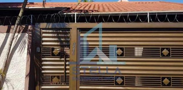 Casa à venda no bairro jardim tarumã em campo grande/ms
