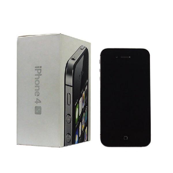 Celular iphone 4s preto 8gb - apple