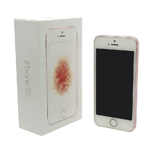 Celular iphone se 32gb rosa - apple