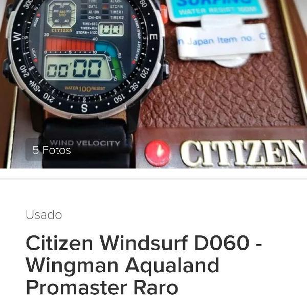 Citizen wind surf