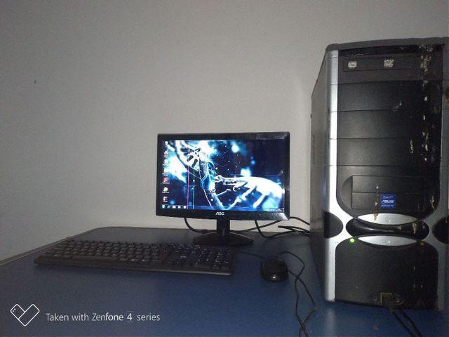 Computador completo pc