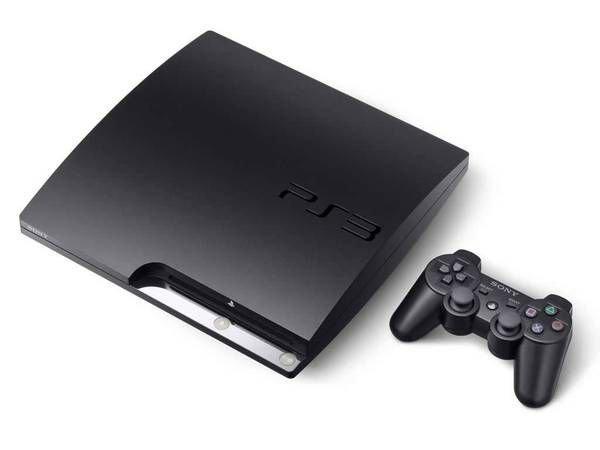 Console playstation 3 slim 500gb - sony