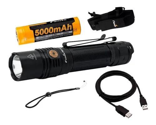 Fenix pd36r - 1600 lúmens - lanterna - tática