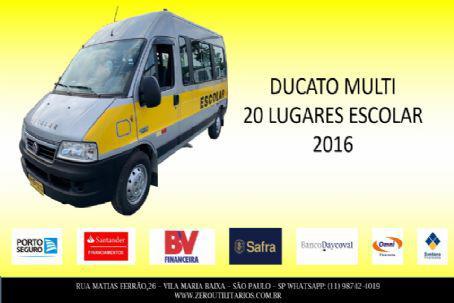Fiat-ducato minibus teto alto 2.3