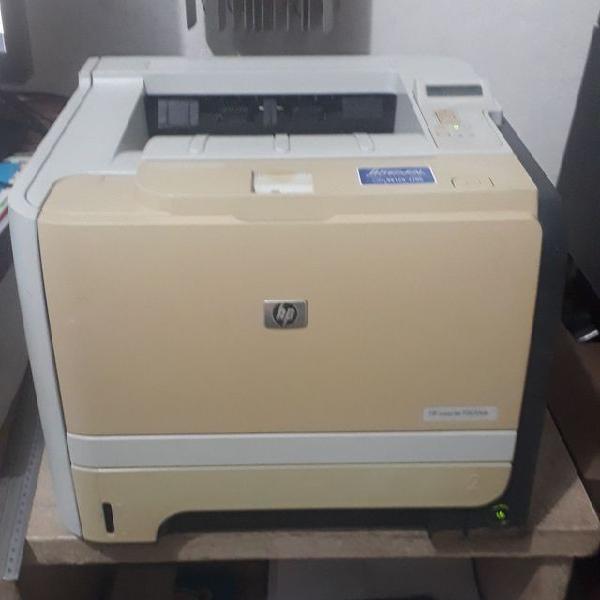 Impressora hp laserjet p2055dn