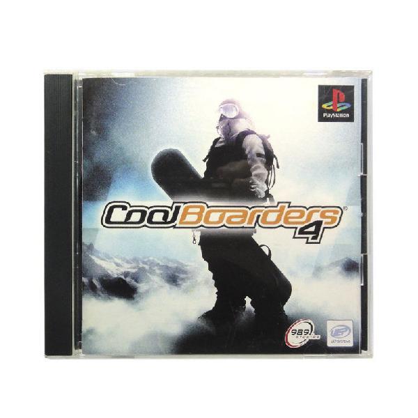 Jogo cool boarders 4 - ps1 (japonês)