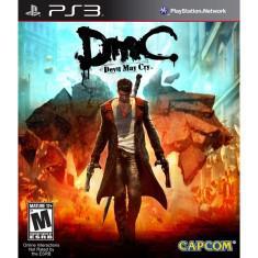 Jogo devil may cry playstation 3 capcom