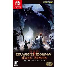 Jogo dragons dogma: dark arisen capcom nintendo switch