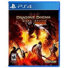 Jogo dragons dogma dark arisen ps4 capcom