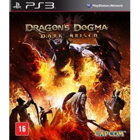 Jogo dragon's dogma: dark arisen playstation 3 capcom
