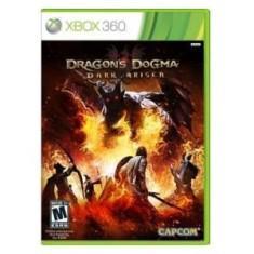 Jogo dragons dogma: dark arisen xbox 360 capcom