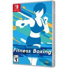Jogo fitness boxing imager nintendo switch