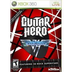 Jogo guitar hero van halen xbox 360 activision