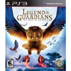 Jogo legend of the guardians: the owls of ga'hoole