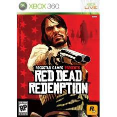 Jogo red dead redemption xbox 360 rockstar