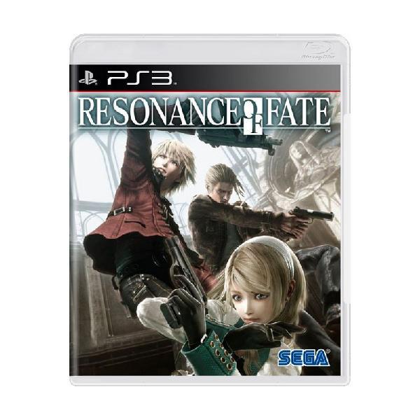 Jogo resonance of fate - ps3