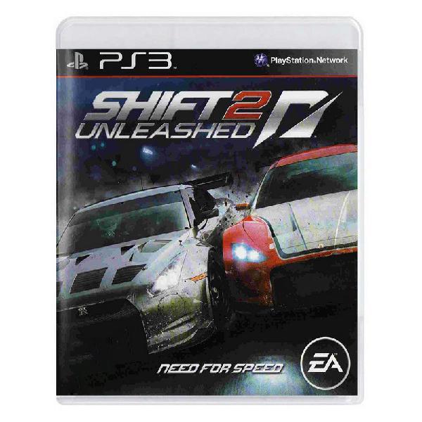 Jogo shift 2: unleashed - ps3