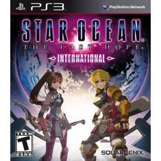 Jogo star ocean: the last hope international playstation 3