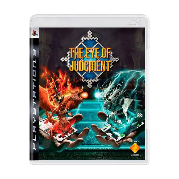 Jogo the eye of judgment - ps3