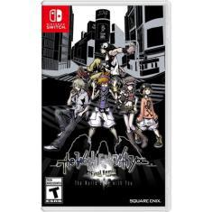 Jogo the world ends with you: final remix square enix