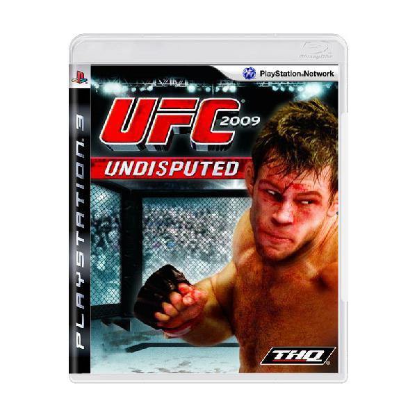 Jogo UFC Undisputed 2009 - PS3