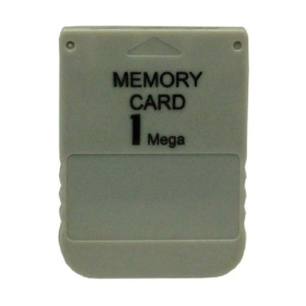 Memory card 1mb paralelo - ps1