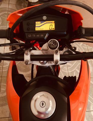 Moto lander xtz 250