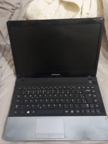 Notebook Samsung e netbook hp