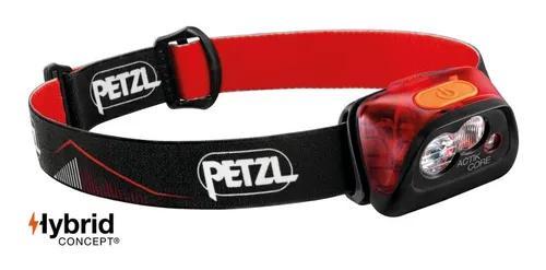 Petzl actik core 450 lúmens lanterna cabeça headlamp