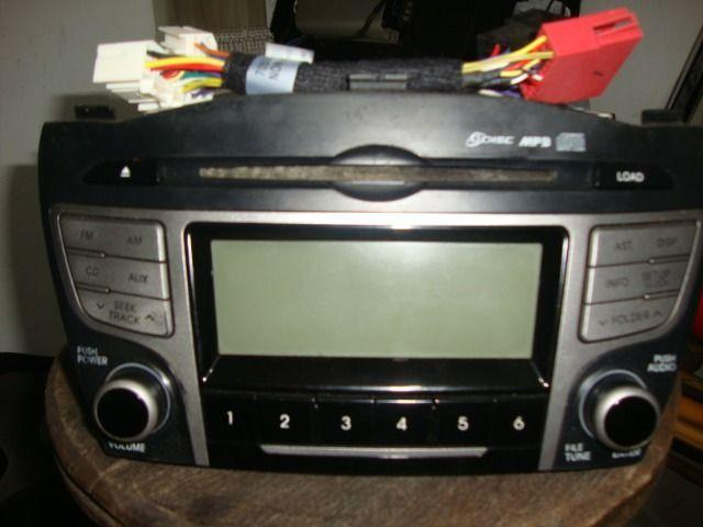 Radio original da hyundai ix 35