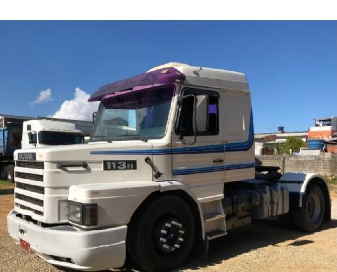 Scania 113h parcelo