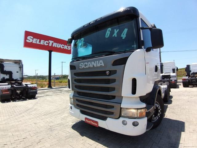 Scania r 440 2013 6x4 - selectrucks