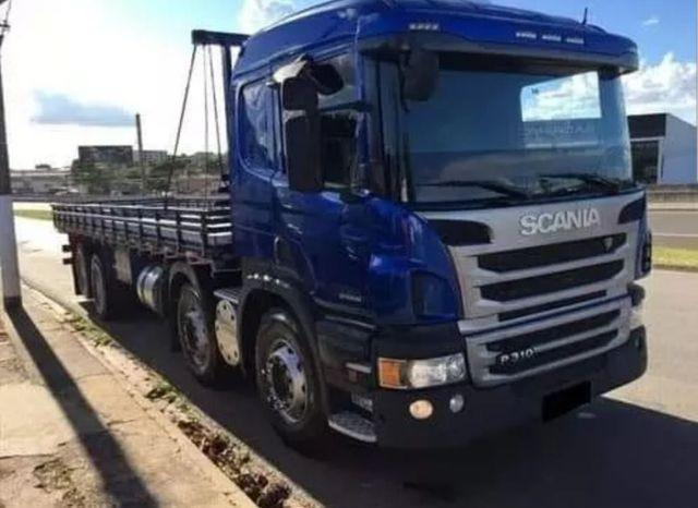 Scania p310 bitruck 2016
