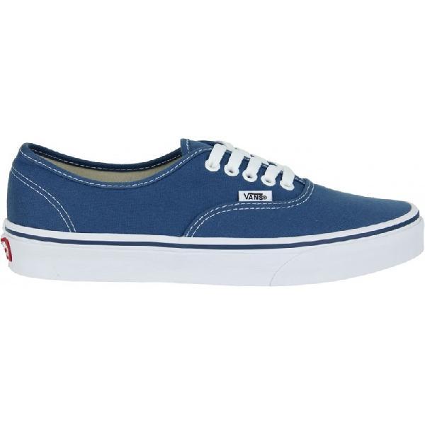 Tênis vans classic u authentic navy azul - surfalive