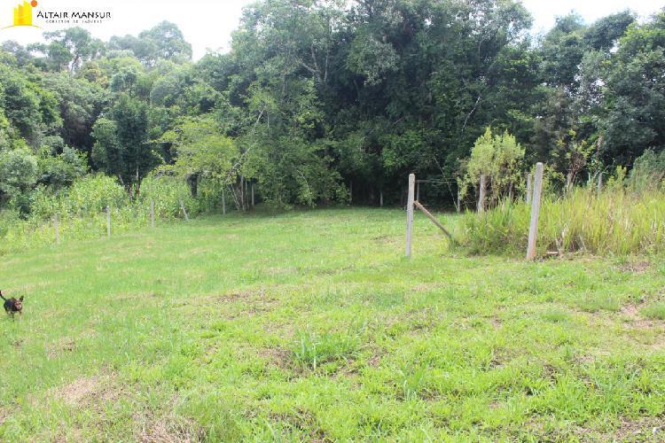 Terreno/lote à venda no vila cubas - tijucas do sul, pr.