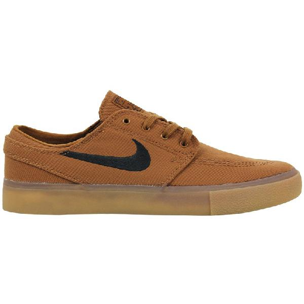 Tênis nike sb zoom janoski canvas british tan - surf alive