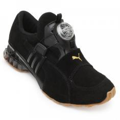 Tênis puma masculino disc cell aether casual