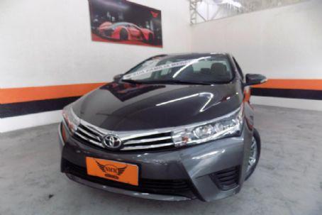 Toyota-corolla gli 1.8 at