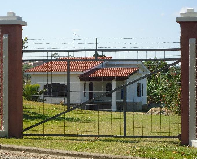 Vendo chácara c casa distrito do porto-região de sorocaba