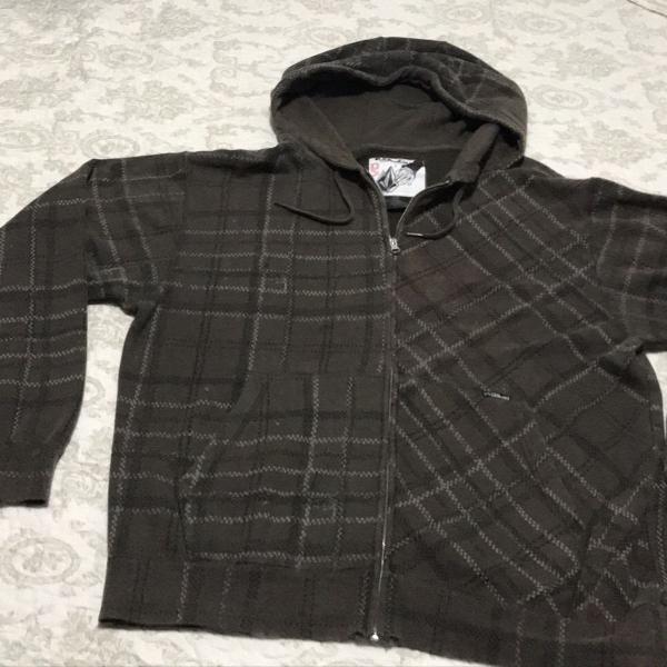Blusa moleton forrada masculina - volcon original