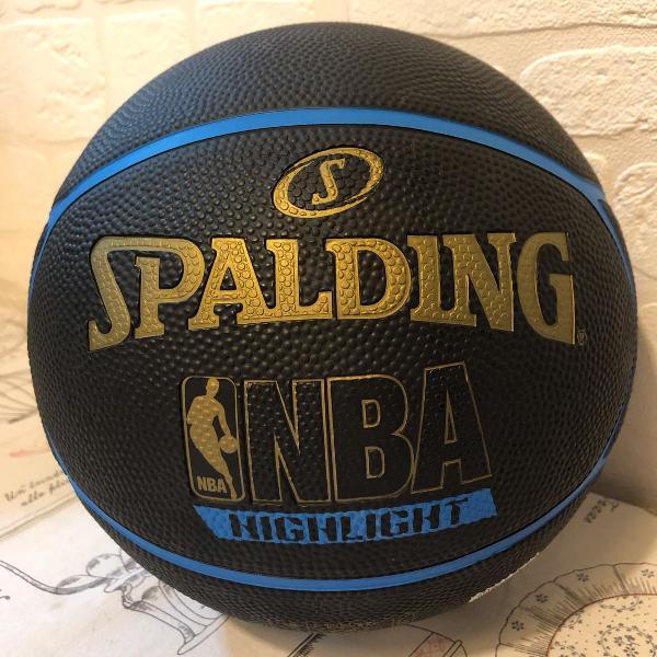 Bola basquete nba spalding highlight